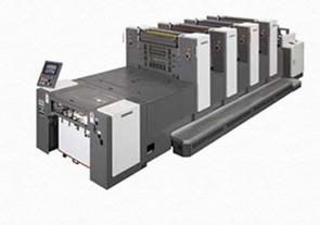 Офсетная печатная машина Shinohara 66