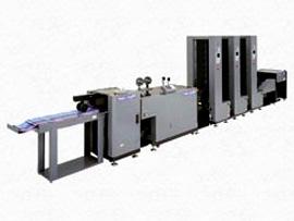 Вакуумная подборочно-брошюровочная система DUPLO SYSTEM-5000