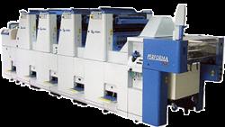 Офсетная печатная машина KBA Performa 66
